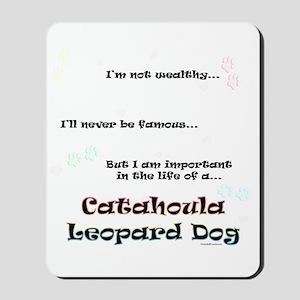 Catahoula Life Mousepad