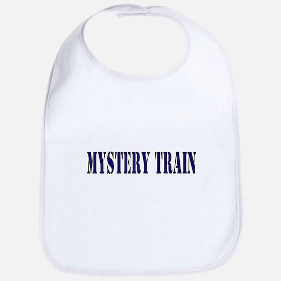 MYSTERY TRAIN Bib