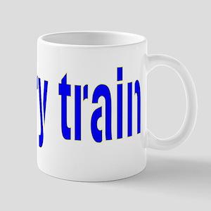 MYSTERY TRAIN Mug