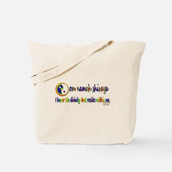 Buddah Tote Bag