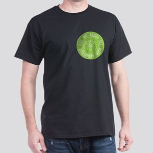 Ask me about my Alien Abduction Dark T-Shirt