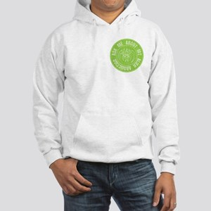 Ask me about my Alien Abduction Hooded Sweatshirt