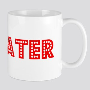 Retro Atwater (Red) Mug