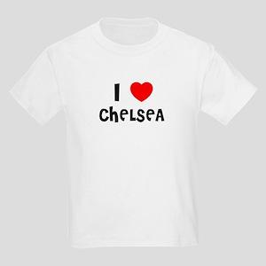 I LOVE CHELSEA Kids T-Shirt