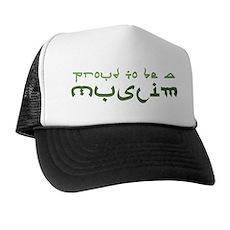 Proud To Be A Muslim Trucker Hat