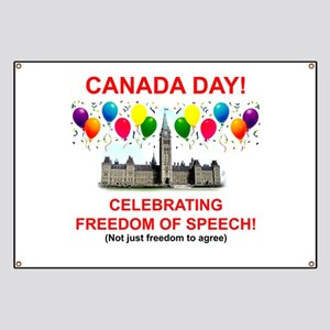 Canada Day 2 Banner