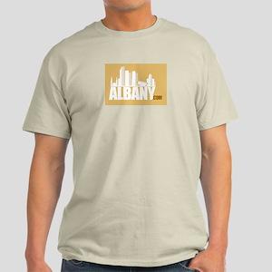Albany.com Light T-Shirt