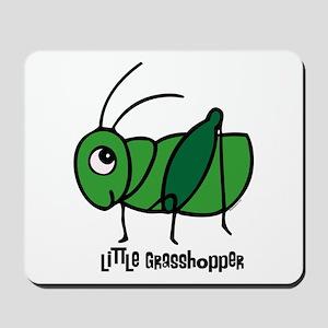 Little Grasshopper Mousepad