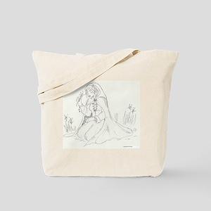 Tawny the Healer Tote Bag