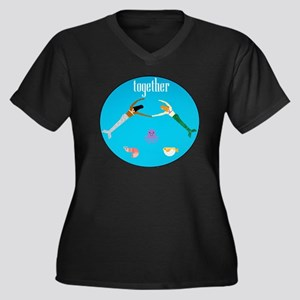 Together Plus Size T-Shirt