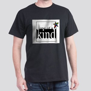 One of a Kind (star) White T-Shirt