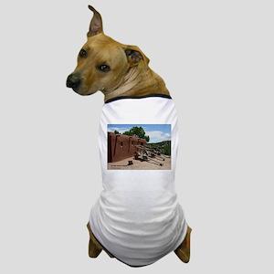 Spanish Carts Dog T-Shirt