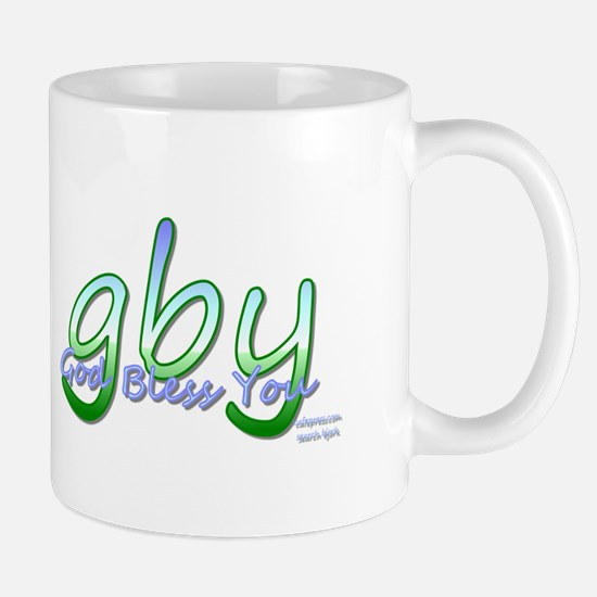 Unique Bless Mug
