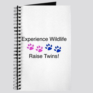 Experience Wildlife Raise Twi Journal