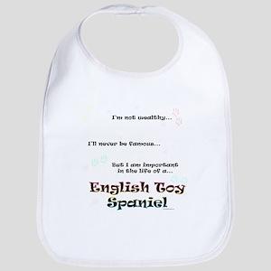 English Toy Life Bib