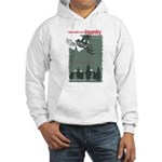 I don't Suffer from Insanity - Snowmobile Hooded S
