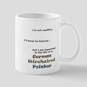 Wirehaired Life Mug