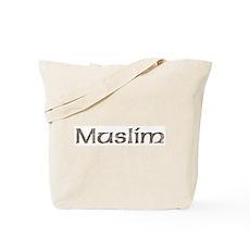 Vintage Muslim Tote Bag