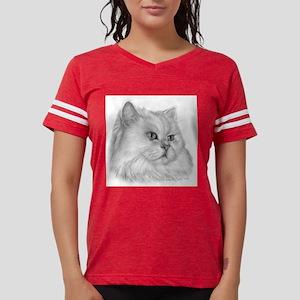 Persian Cat Ash Grey T-Shirt
