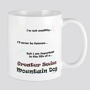 Swissy Life Mug