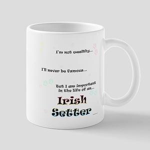 Irish Setter Life Mug