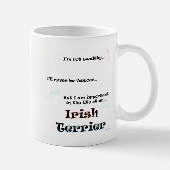 Irish Terrier Life Mug