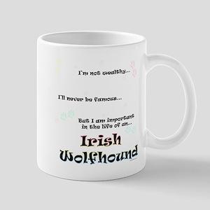 Irish Wolfhound Life Mug