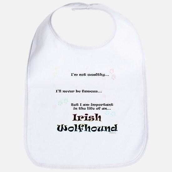 Irish Wolfhound Life Bib