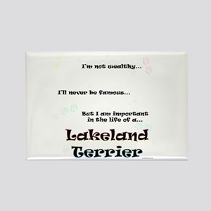 Lakeland Life Rectangle Magnet