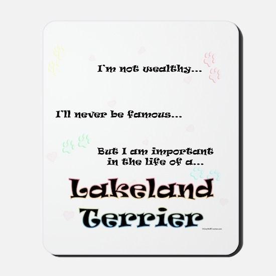 Lakeland Life Mousepad