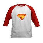 Supertwin Kids Baseball Jersey