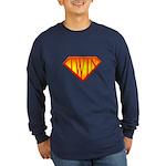 Supertwin Long Sleeve Dark T-Shirt