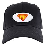 Supertwin Black Cap