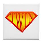 Supertwin Tile Coaster