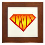 Supertwin Framed Tile