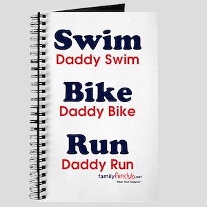 Triathlon Daddy Journal