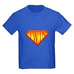 Supertwin Kids Dark T-Shirt