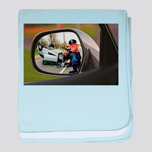 Rear-view Roll-Over baby blanket
