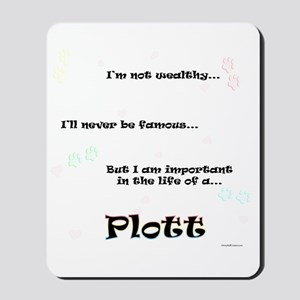 Plott Life Mousepad