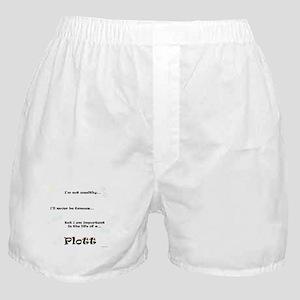 Plott Life Boxer Shorts