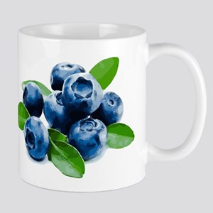 Blueberries Mugs