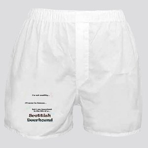 Deerhound Life Boxer Shorts