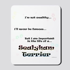 Sealyham Life Mousepad
