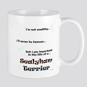 Sealyham Life Mug