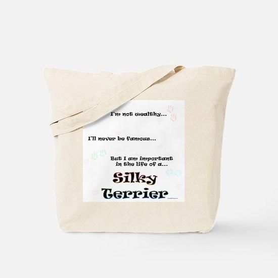 Silky Life Tote Bag
