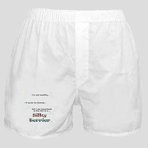 Silky Life Boxer Shorts