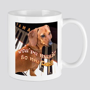 Music Dad Mug