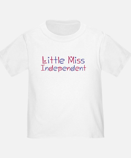 Little Miss Independent T