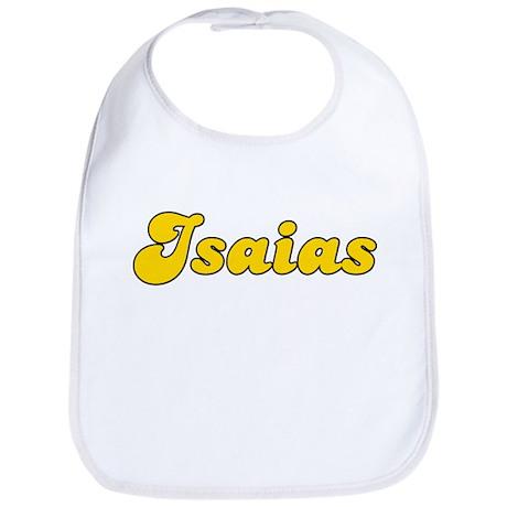 Retro Isaias (Gold) Bib