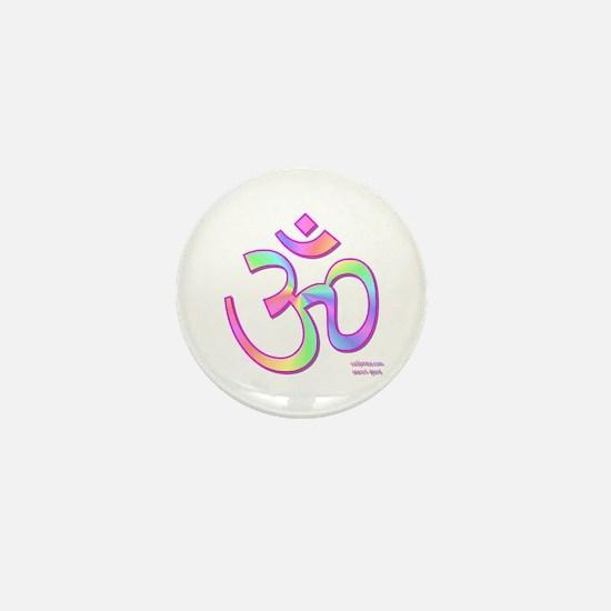 Unique Budda Mini Button